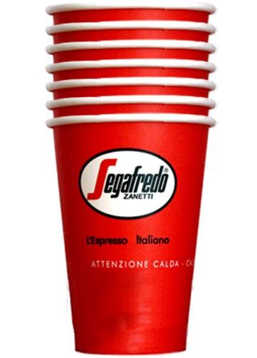 Segafredo 12oz Takeaway Cups Hot Coffee Company
